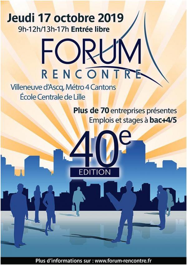 forum rencontre centrale lille 2021