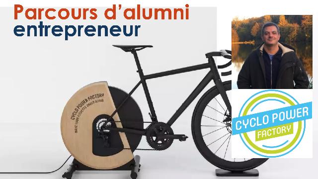 """Webinaire : """"Donnez du sens à votre séance de sport"""", Interview et Q&R avec Fabrice Vernay (ECLi97) fondateur Cyclo Power Factory"""