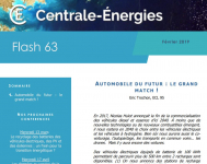 Centrale Energies - Flash n°63 février 2019