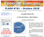 Centrale Energies - Flash  octobre 2018