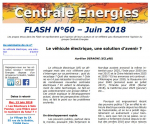 Newsletter Centrale-Energies - Flash Juin 2018